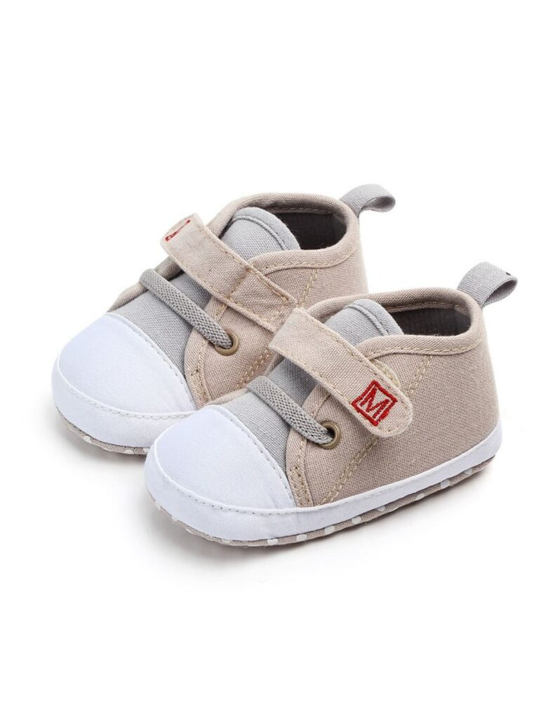 kiskissing wholesale Baby Anti-Slip First Walker Cloth Shoes